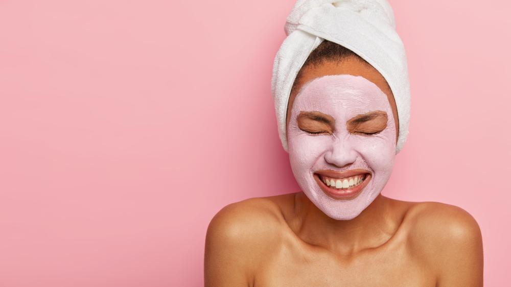 Gesichtsmaske Hautpflege