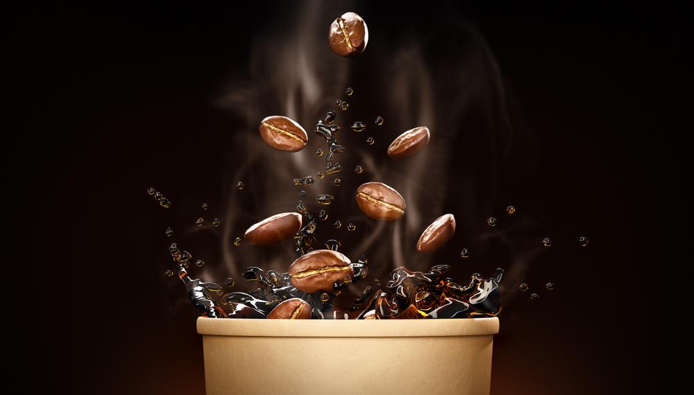 Kaffee Bohnen Rösterei