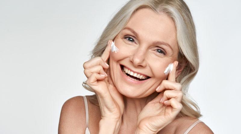 Gesichtspflege ab 50